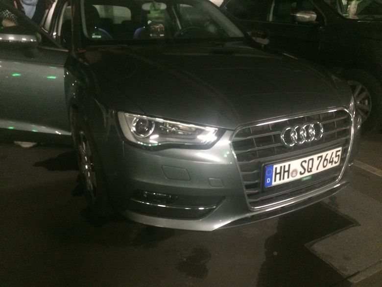 Our Audi A3